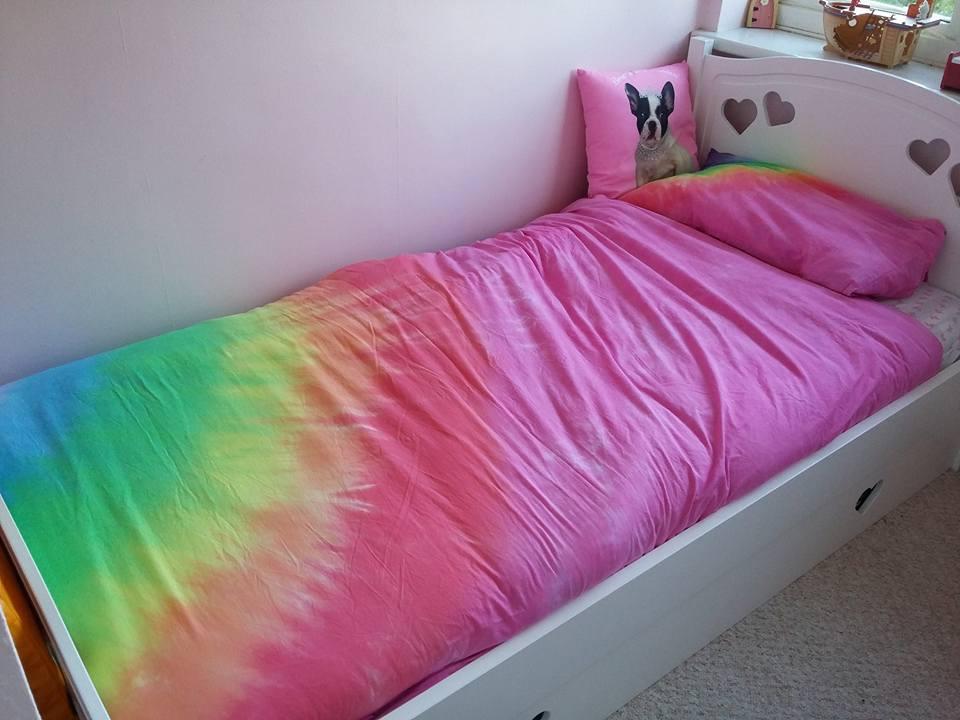 Tie Dye Single Bedding